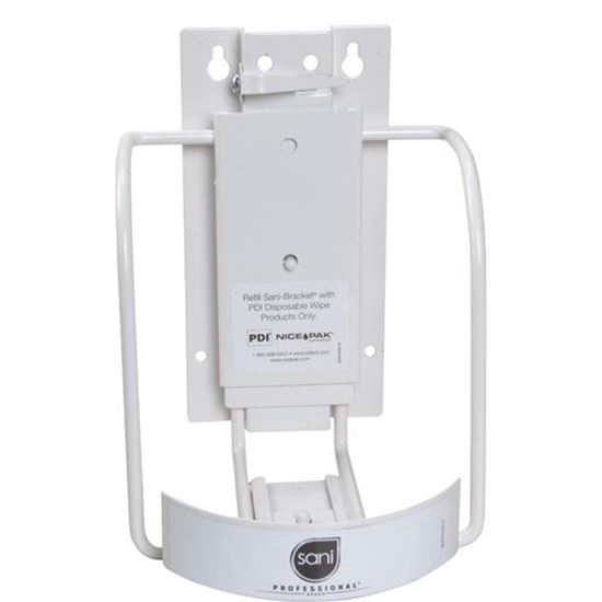 Picture of Bracket,Wall(F/ Sani-Wipe Can) for Professional Disposables Intl Part# P010800