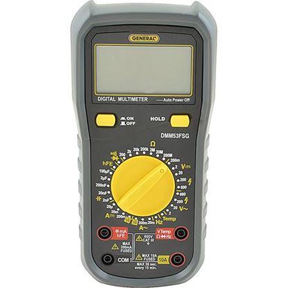 Picture of Multimeter (Digital) for Comark Instruments Part# CMRK133