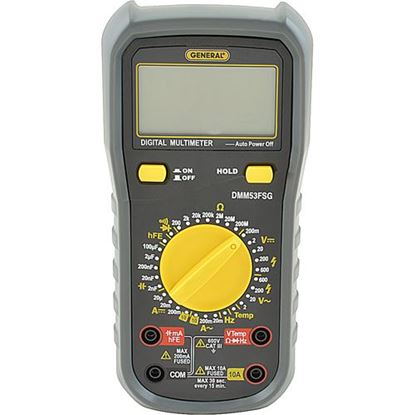 Picture of Multimeter (Digital) for Comark Instruments Part# 133