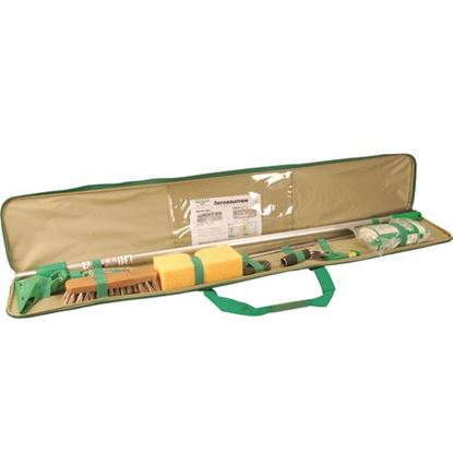 Picture of Cleaning Kit(Vinyl/Nylon Case) for Unger Enterprises Inc Usa Part# TRS00
