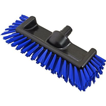 Picture of Brush,Deck (High/Low, Blue) for Enterprise Mfg/Syr Clean Part# 998626