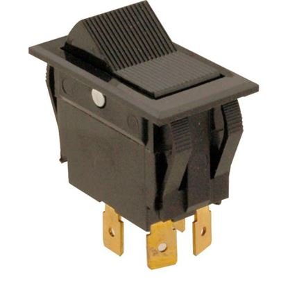 Picture of Switch(Rckr,Dpst,On-Off,20A,Bl for Peerless Refrigeration Part# PEERTIGK01-1L-BL-NBL
