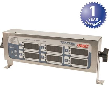 Picture of Timer,Tracker(6 Channel,120V) for (Fast.) Part# TRACK2X3
