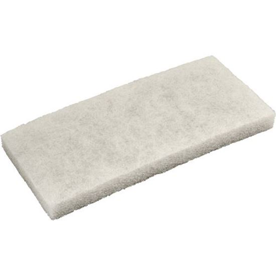 Picture of Pad,Polishing (Doodlebug,Wht) for 3M Commercial Care Division Part# 8440