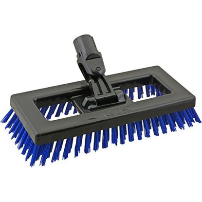 Picture of Brush Head,Swivel(Blue Bristl) for Enterprise Mfg/Syr Clean Part# 920033