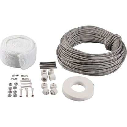 Picture of Cable,Heat (Kit, 125V, 106') for Urnex Brands, Inc Part# FDW-11558K