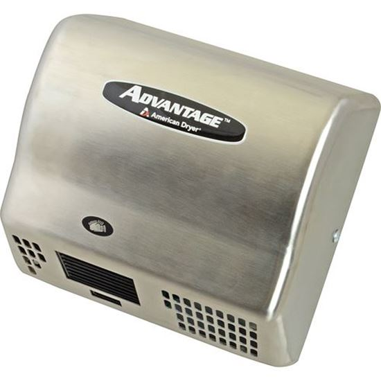 Picture of Dryer,Hand(No Touch,Advantage) for American Dryer Part# AD90-SS