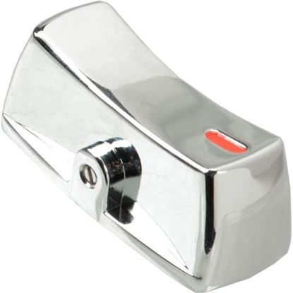 Picture of Handle,Gas Valve(Chrome) for Wolf Part# 944265