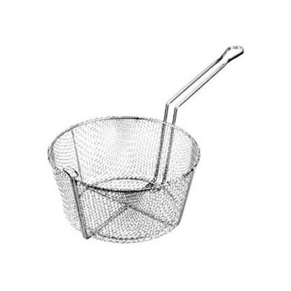 "Picture of Basket,Round (9.75""Od X4.75""H) for Browne Foodservice Part# B0100"