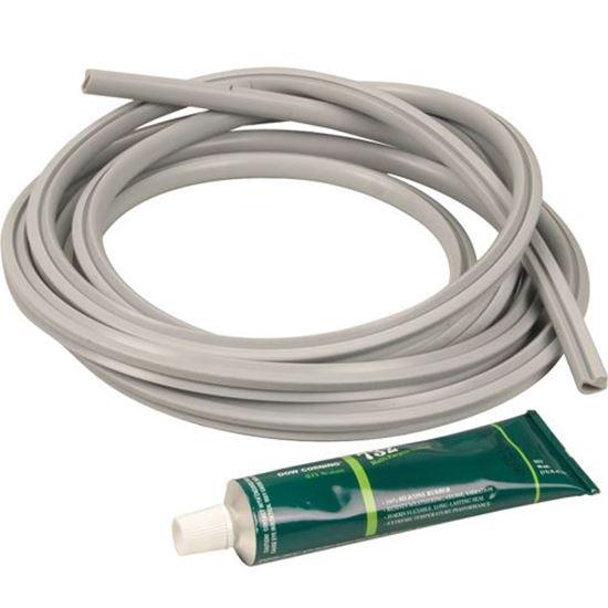 Picture of Gasket Kit (W/Caulk) for Nu-Vu Part# NUV254 1001