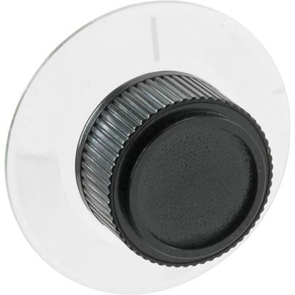 Picture of Knob,Thermostat (Flat Left) for Nu-Vu Part# NUV253-2003 (NU-VU)