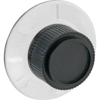 Picture of Knob,Timer (Flat Down) for Nu-Vu Part# NUV253-2002 (NU-VU)