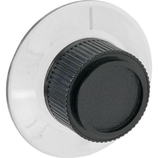 Picture of Knob,Timer (Flat Down) for Nu-Vu Part# 253-2002 (NU-VU)