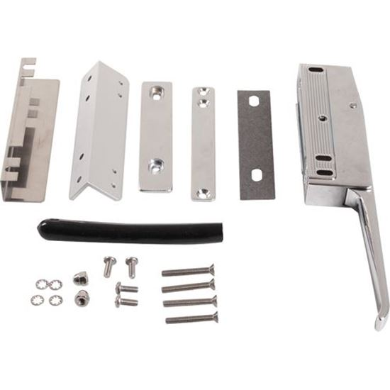 Picture of Latch Assembly (Magnetic) for Nu-Vu Part# NUV254-2007OEM