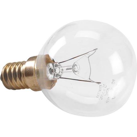 Picture of Bulb,Light (40W,240V) for Nu-Vu Part# 50-1025OEM