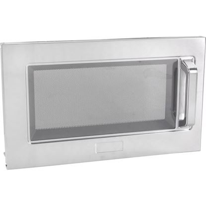 Picture of Door (Microwave) for Salem Supply Part# A390L3500