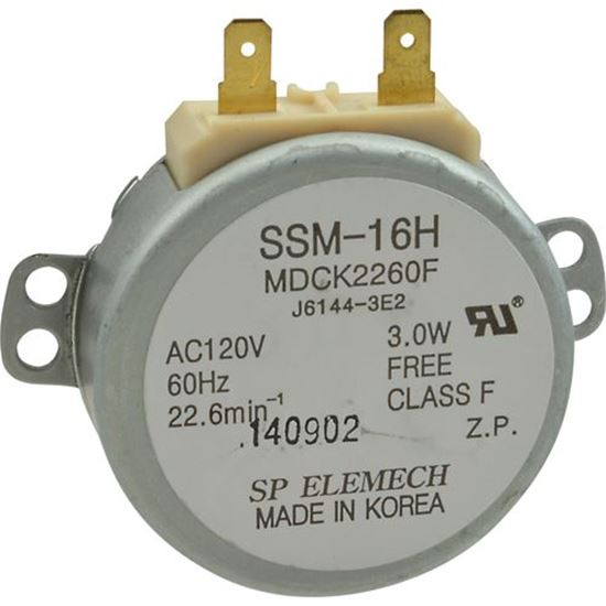 Picture of Motor,Antenna (120V) for Salem Supply Part# A6144-3280