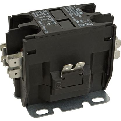 Picture of Contactor(2-Pole,50A,208/240V) for Holman Part# STA2E200535