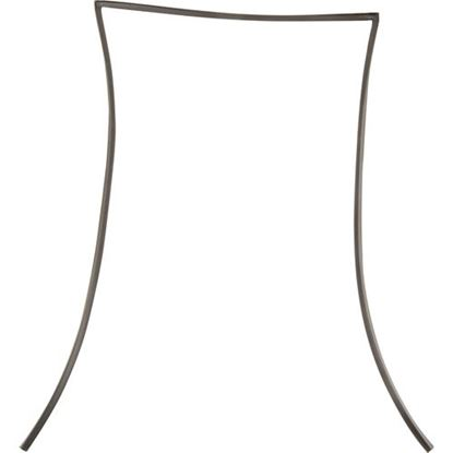 """Picture of Gasket (25-1/4X16-3/4"""",3 Side) for Winston Part# PS2913"""