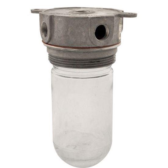 Picture of Fixture, Light (Plain Glass) for Standard Keil Part# 2310-1002-1000