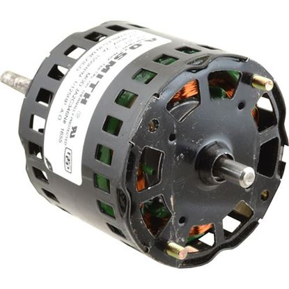 Picture of Motor,Pump (Whipper,115V,Cwse) for Crathco Part# 1655