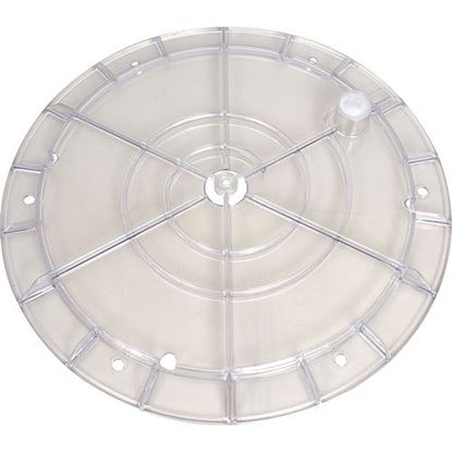"Picture of Agitator (12""Od, Clear) for Crathco Part# 1257"
