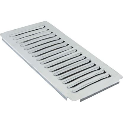 """Picture of Cover,Drip Pan(4-1/4""""X 9"""",Slot for Crathco Part# CRA3335"""