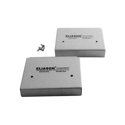 Picture of Covers,Top Hinge(W/Scrws)(Pr) for Eliason Corp Part# 100-1105-3 W/ 170-02054