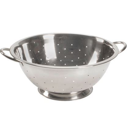 Picture of Colander (S/S, 8 Qt) for Browne Foodservice Part# R33
