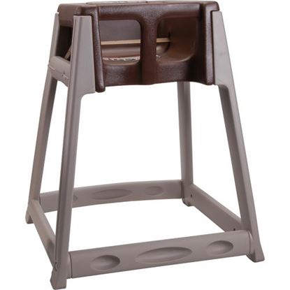 Picture of High Chair (Kidsitter,Brn/Tan) for Koala Kare Products Part# KB888-09