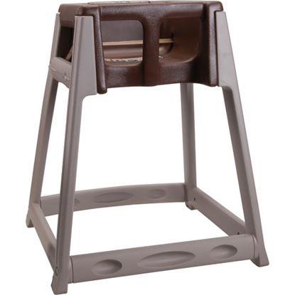 Picture of High Chair (Kidsitter,Brn/Tan) for Koala Kare Products Part# KOAKB888-09