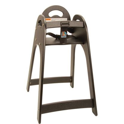 Picture of High Chair (Black Plst,Koala) for Koala Kare Products Part# KOAKB105-02