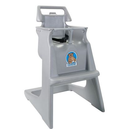 Picture of High Chair(Classic,Gray,Koala) for Koala Kare Products Part# KOAKB103