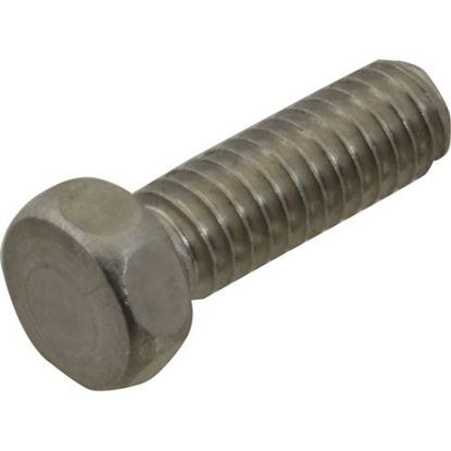 """Picture of Screw (#8-32 X 1/2"""", Hex) for Automatic Bar Controls Part# CTOP-HP-238"""