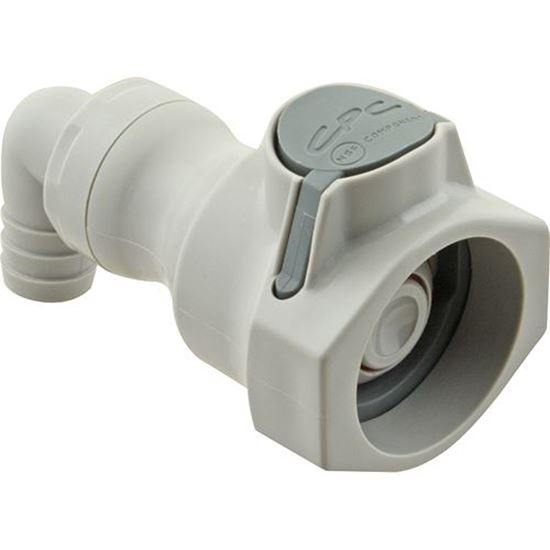 Picture of Connector,Bag-N-Box (Body) for Automatic Bar Controls Part# CD-SYS37A