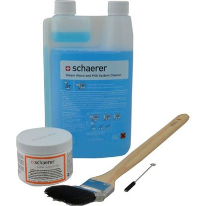 Picture of Cleaning Kit(F/Steamwand&Milk) for Schaerer Usa Corp Part# CKSUSA4