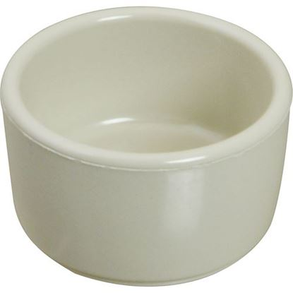 Picture of Ramekin,Modern (2 Oz,Bone)(12) for Gessner Products Company Inc Part# 397BN