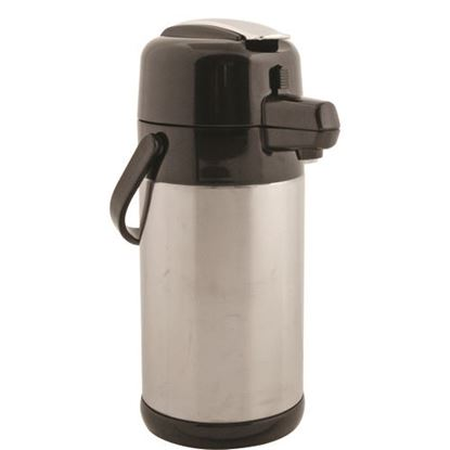 Picture of Airpot(74 Oz, S/S, Lever Pump) for Service Ideas Part# SECAL22S