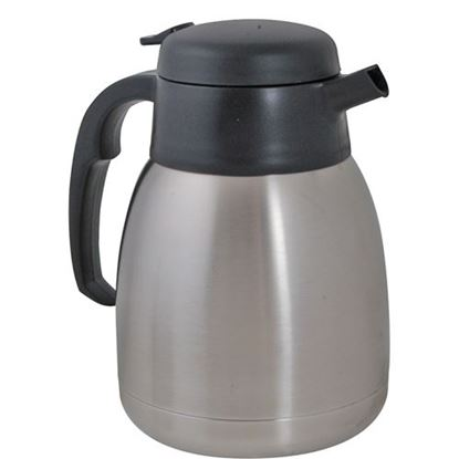 Picture of Carafe,Vacuum (40 Oz, S/S) for Service Ideas Part# SIDFVP12