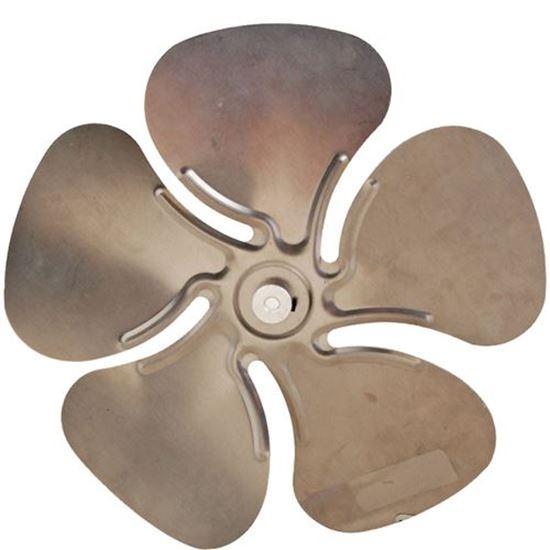 """Picture of Blade,Fan (12"""",Alum,Cw,19 Deg) for Heatcraft Part# D21194A2"""