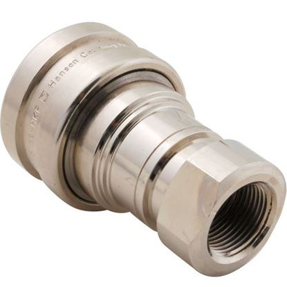 "Picture of Disconnect,Quick (3/4""Npt,Fem) for Darling International Corp Part# 700201"