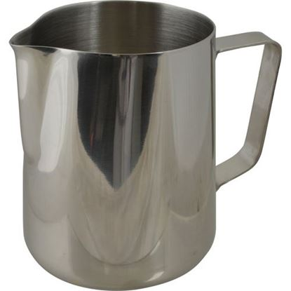 Picture of Pitcher (Frothing, 33 Oz, S/S) for General Espresso Equipment Part# GNXUIEP33