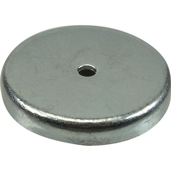 """Picture of Magnet(2-1/4""""Od, Steel-Capped) for Somerset Part# SOM4000-150"""