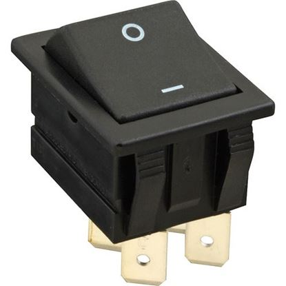Picture of Switch,Rocker(On/Off, Dpst) for Merrychef Part# 30Z0503