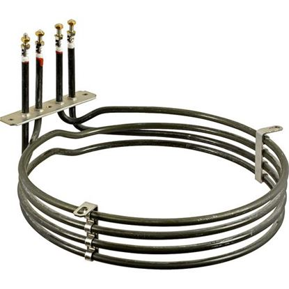 Picture of Element,Heating(4 Coil, 3-2Kw) for Merrychef Part# MCHFDR0005