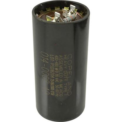Picture of Capacitor,Start for Hussmann Part# HUS20-S-43
