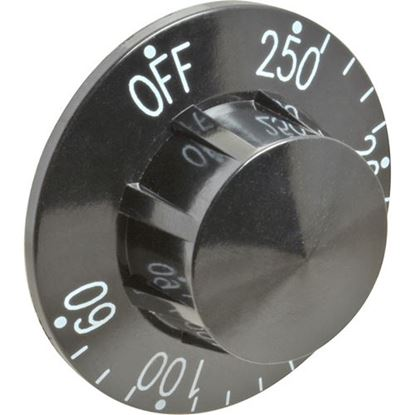 Picture of Dial,Thermostat (60-250F) for Texican Specialty Products Part# TSP104