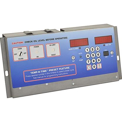 Picture of Control Panel ( Temp & Time ) for Broaster Part# BRO15708