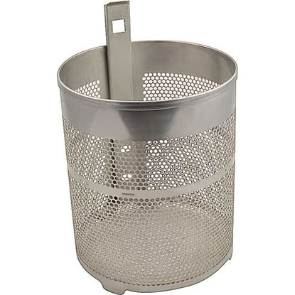 "Picture of Basket,Fry (11-1/4""Od, S/S) for Broaster Part# 9804"