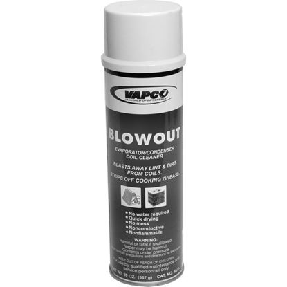 Vapco Blowout  Evaporator/Condenser Coil Cleaner
